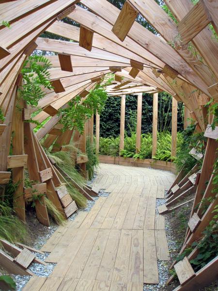 Festival des jardins de chaumont 2013 for Jardin couvert