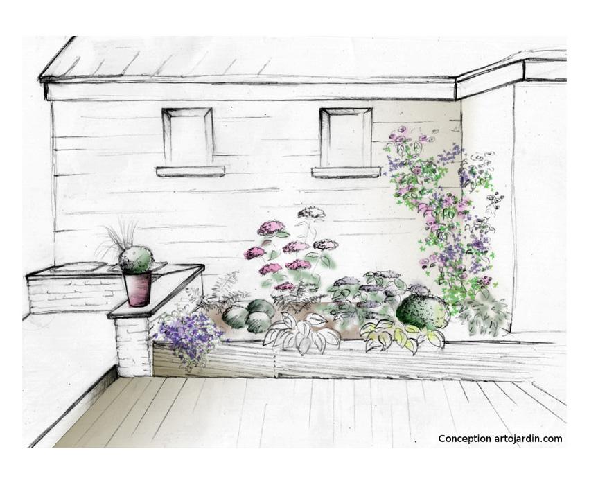 Dix conseils de paysagiste pour l 39 am nagement de son jardin for Amenagement massif de fleurs