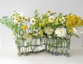 Un Bouquet d'été, à base d'aromatiques
