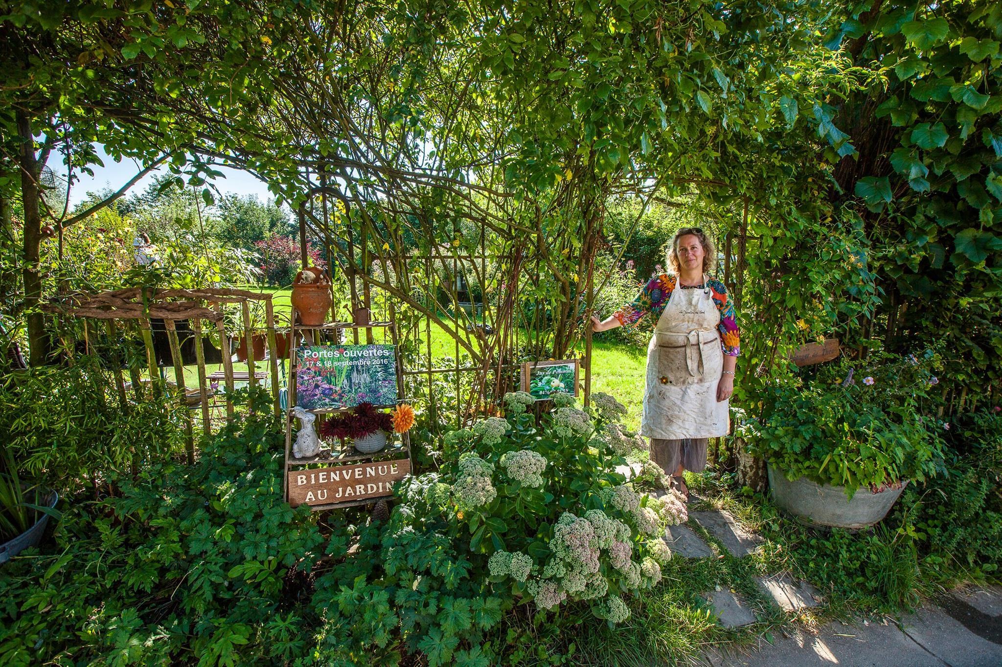entrez cest tout vert le jardin de sophie arendt blog promesse de fleurs. Black Bedroom Furniture Sets. Home Design Ideas