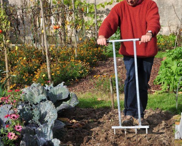 Le potager en hiver pr parer la terre et prot ger le sol for Beau jardin en hiver