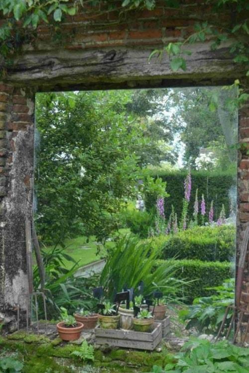 Un mur au jardin nos id es pour l 39 habiller et en tirer parti blog promesse de fleurs - Comment se debarrasser des araignees a l exterieur ...