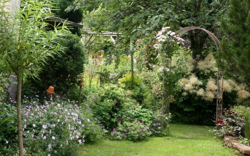 Sainte anne le jardin naturel de virginie dans les ardennes for Le jardin naturel