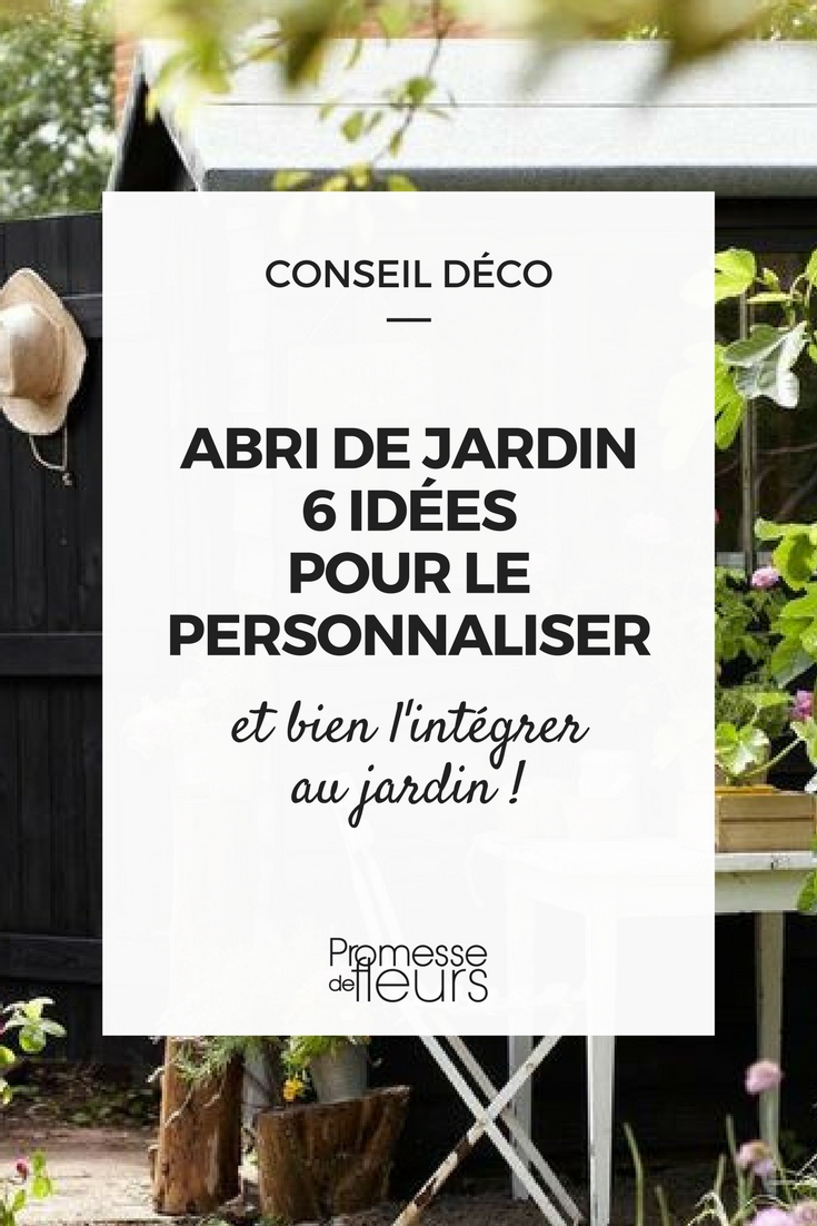abri de jardin pas cher 6 id es id es d co pour le personnaliser. Black Bedroom Furniture Sets. Home Design Ideas