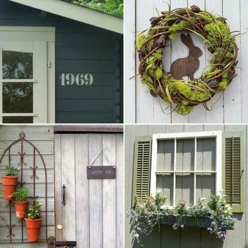 fabriquer un abri de jardin en tole. Black Bedroom Furniture Sets. Home Design Ideas