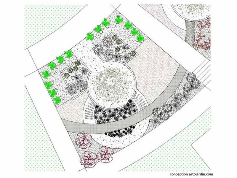 logiciel dessin jardin great exemple de plan de dutage et de jardin with logiciel dessin jardin. Black Bedroom Furniture Sets. Home Design Ideas