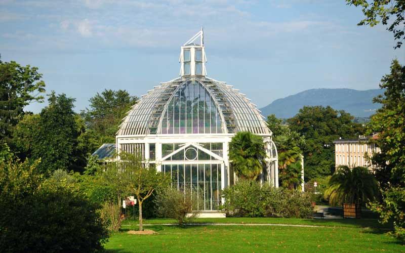 Le Jardin Botanique de Genève