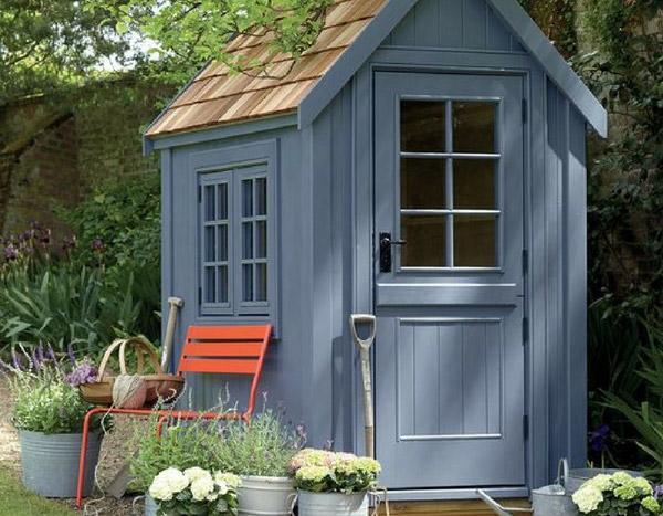 Cabane de jardin : 6 idées déco pour le personnaliser - Blog ...