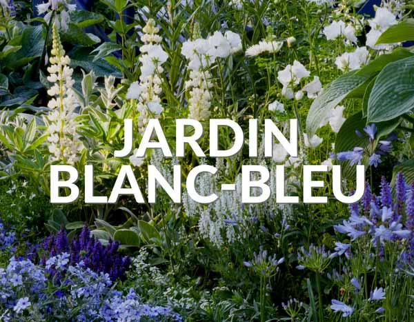 jardin blanc bleu blog promesse de fleurs. Black Bedroom Furniture Sets. Home Design Ideas