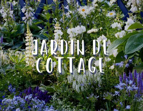 Jardin de Cottage - Promesse de Fleurs