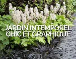 Jardin Intemporel Chic & Graphique
