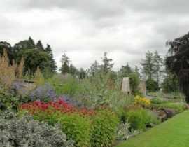 Le jardin anglais : le plus beau, tout simplement !