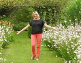 Renée Boy-Faget du Jardin d'Entêoulet est notre jardinière invitée !