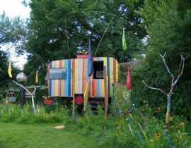Les jardins Rocambole : un potager extraordinaire en Bretagne, à visiter !