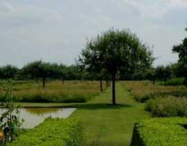 Visite au Jardin Plume