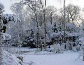La neige au jardin, grands bienfaits ou vraie galère ?
