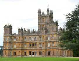 Highclere Castle : j'ai visité les jardins du château de Downton abbey !