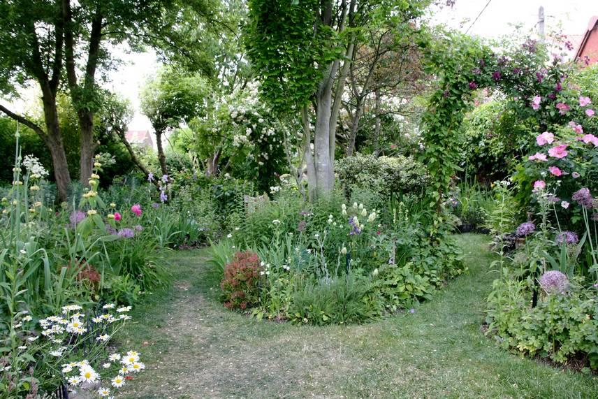 L 39 am nagement d 39 un petit jardin id es solutions et for Au jardin conseils en jardinage