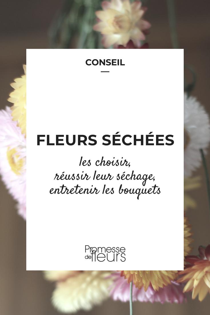 Fleurs Sechees Les Meilleures Varietes Reussir Le Sechage Sep