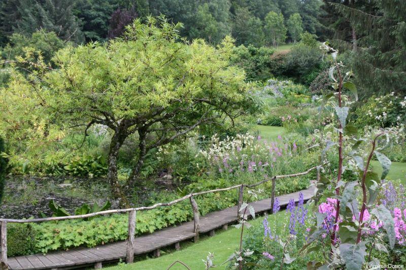 le jardin de berchigranges dans les vosges blog promesse. Black Bedroom Furniture Sets. Home Design Ideas
