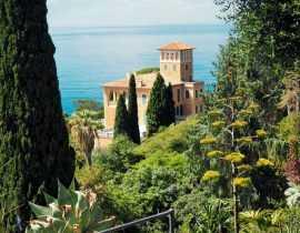 Le jardin botanique Hanbury, en Italie