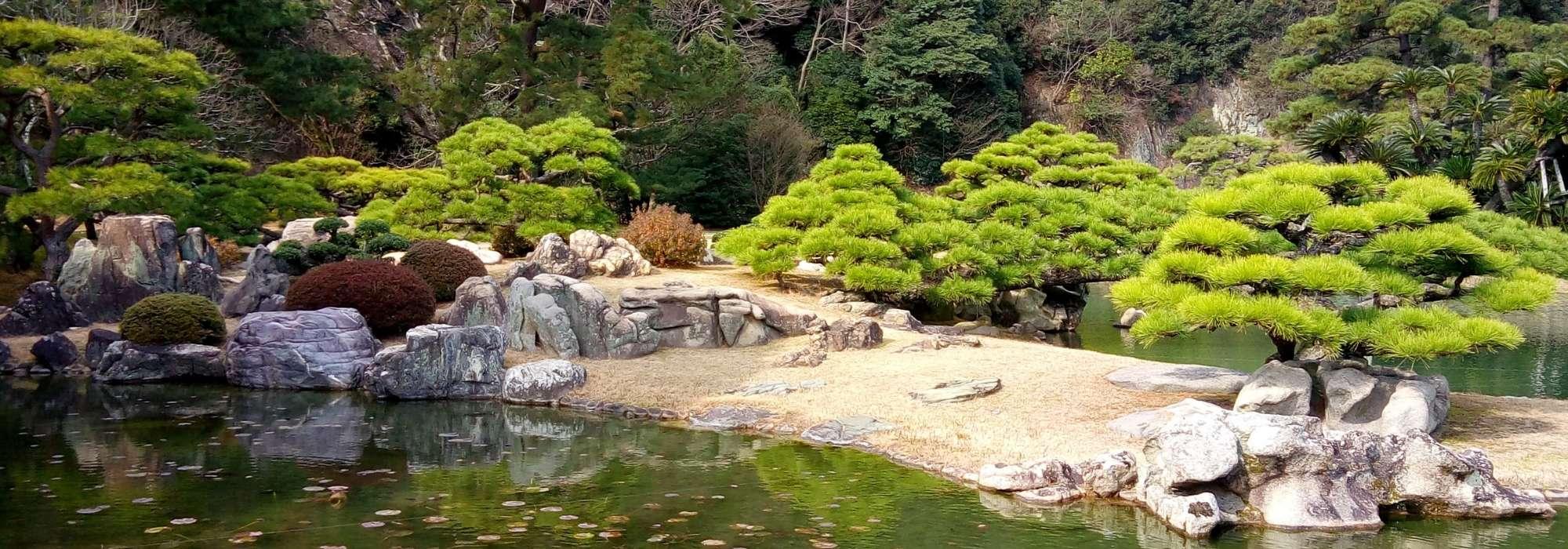 Creer Un Jardin Japonais Ou Jardin Zen Blog Promesse De Fleurs