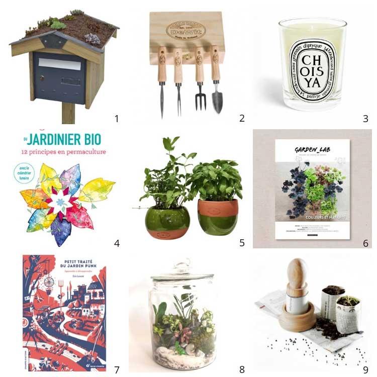 id e cadeau de no l pour jardinier ma s lection 2018 blog promesse de fleurs. Black Bedroom Furniture Sets. Home Design Ideas