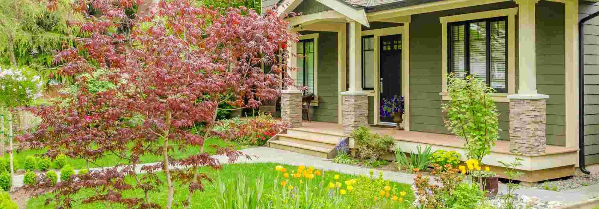 Incroyable Aménager un jardin devant une maison - Conseils de paysagiste TD-41