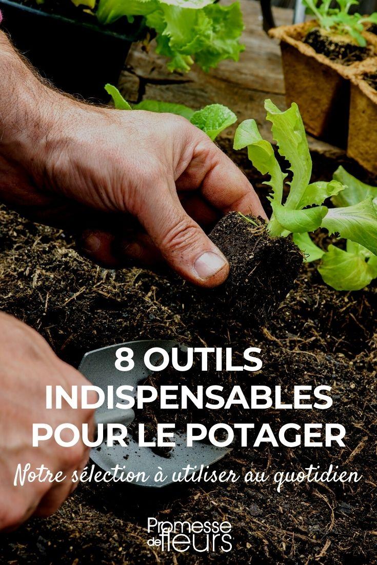 8 outils potager