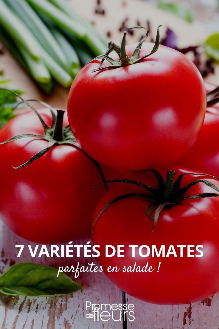 7 tomates pour salade