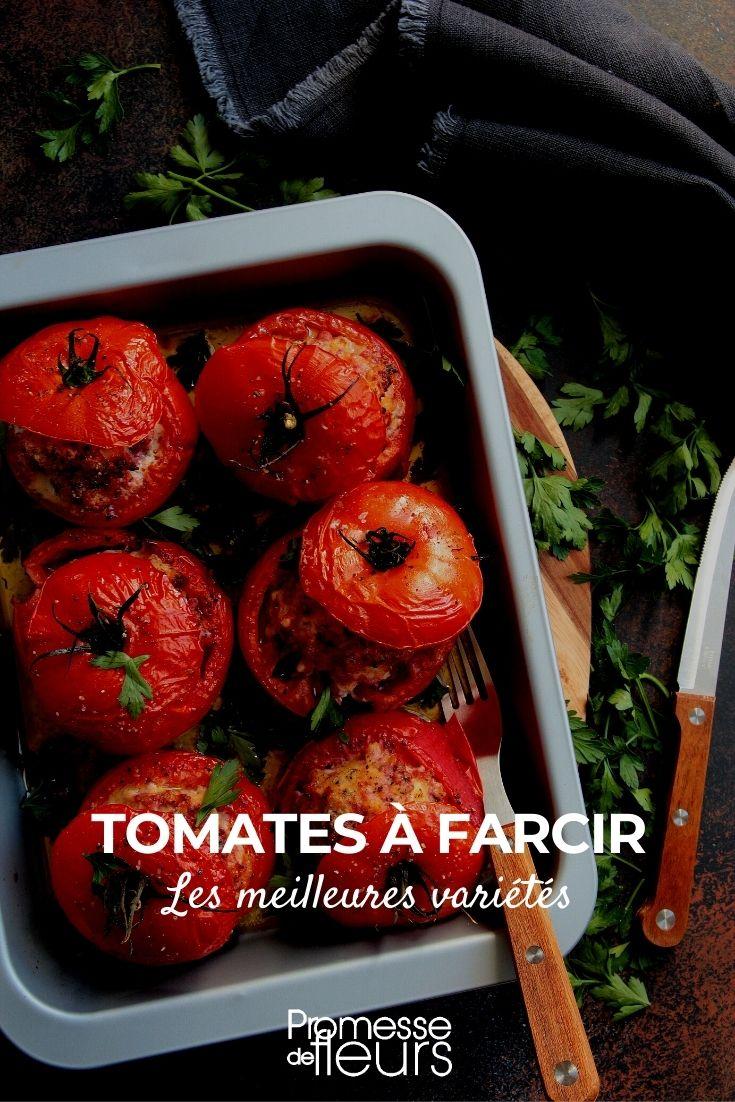 Les meilleures tomates à farcir