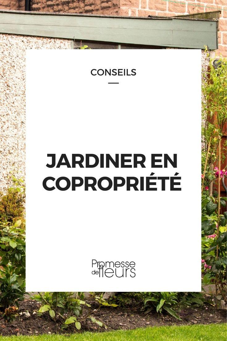 jardiner en copropriété