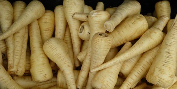 Légumes anciens et oubliés de A à Z