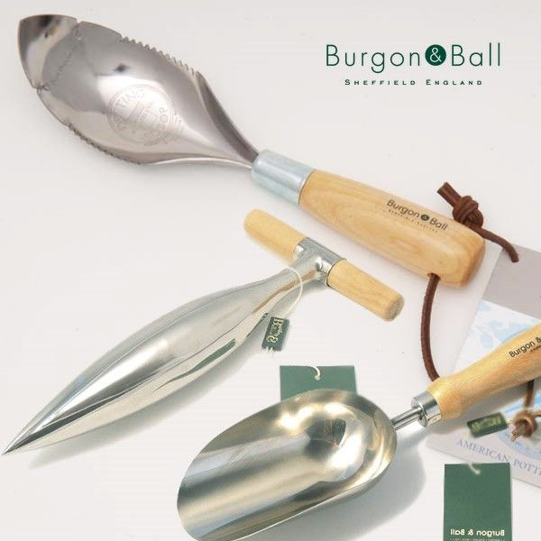 Collection de 3 Outils Burgon&Ball